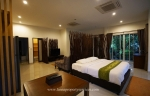 Furnished studio room in chiangmai on the canal road