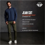 Dockers Jean Cut Pants All Seasons Tech Straight Fit