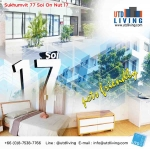 UTD LOFT Apartment for rent sukhumvit77 onnut soi 26